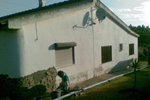 Montagem em parede
